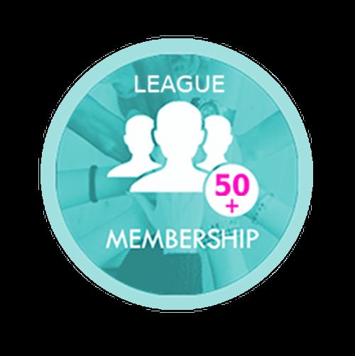 Pool Stats League 50+
