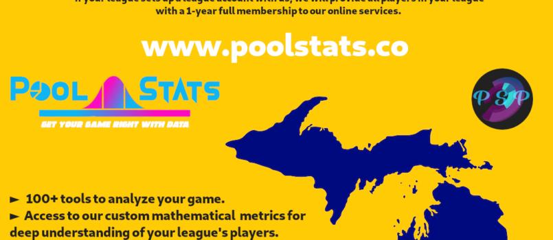 Michigan Pool Stats